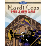 Mardi gras dans le vieux carré (French version) (Downloadable eBook with link to streamed video)
