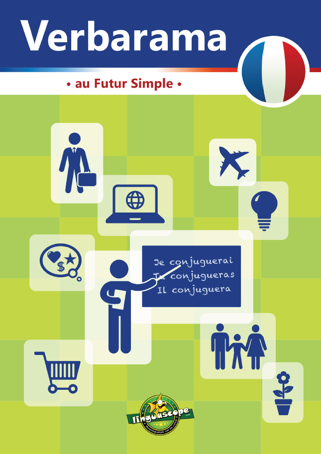 Verbarama au futur simple (Downloadable eBook)