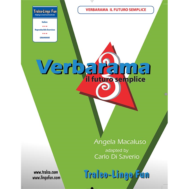 Verbarama - il futuro semplice (Downloadable eBook)
