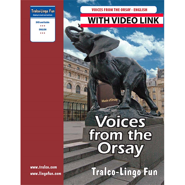 Voices from the Orsay (English version) (Downloadable eBook with link to streamed video)