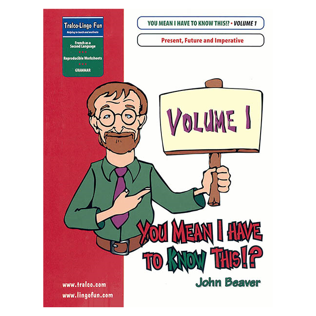 You Mean I Have to KNOW This!? Volume 1 (Downloadable eBook)