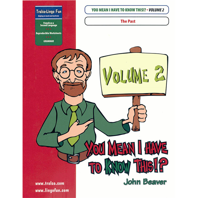 You Mean I Have to KNOW This!? Volume 2 (Downloadable eBook)