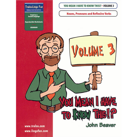You Mean I Have to KNOW This!? Volume 3 (Downloadable eBook)