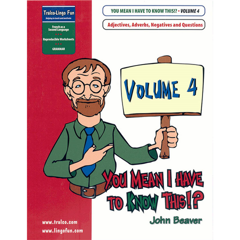 You Mean I Have to KNOW This!? Volume 4 (Downloadable eBook)