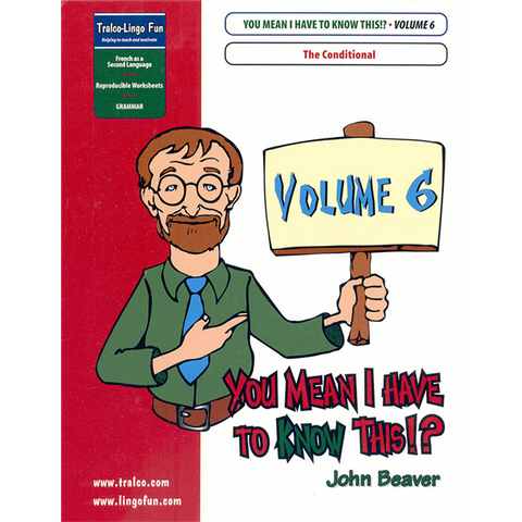 You Mean I Have to KNOW This!? Volume 6 (Downloadable eBook)