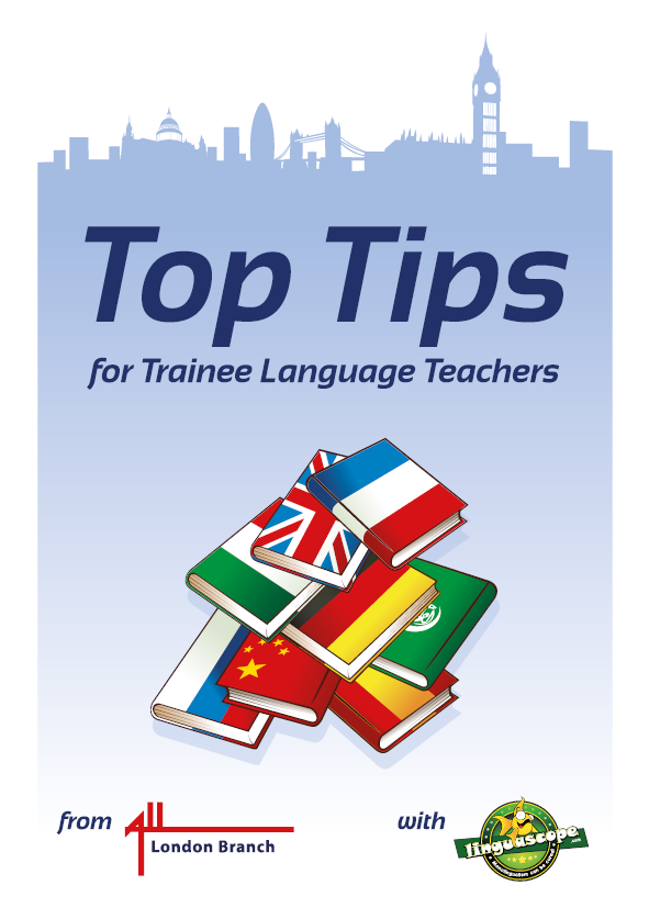 Top Tips for Trainee Language Teachers