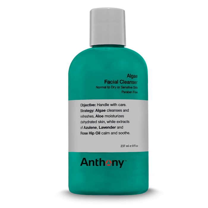 Anthony Algae Facial Cleanser - Stubbles Australia
