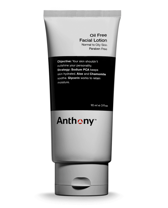 Anthony Oil Free Facial Lotion - Stubbles Australia