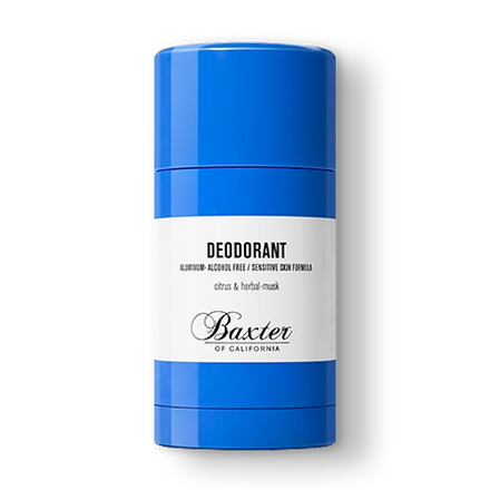 Deodorant by Baxter of California - Stubbles Australia