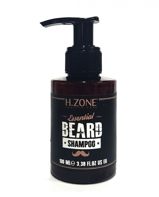Essential Beard Shampoo by H.Zone - Stubbles Australia