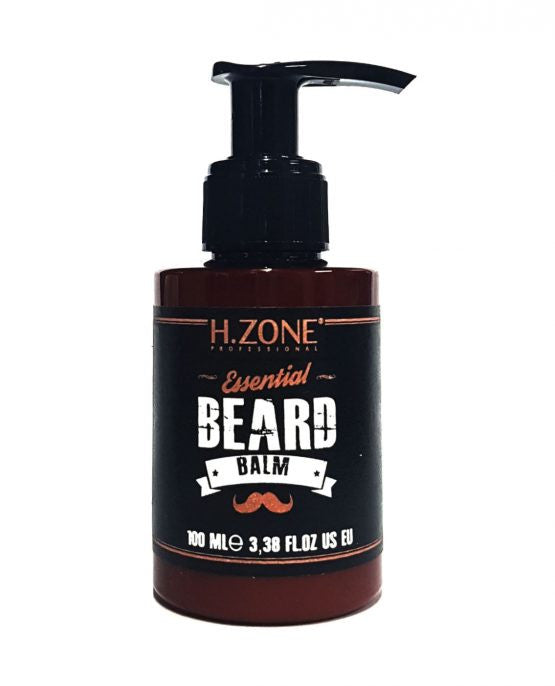 Essential Beard Balm by H.Zone - Stubbles Australia
