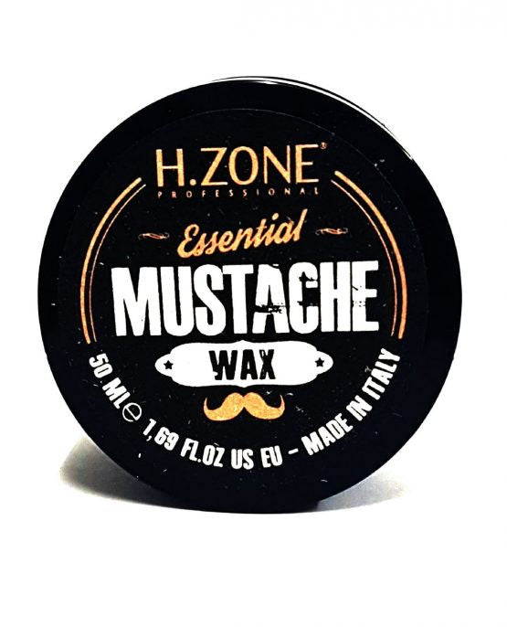 Essential Moustache & Beard Wax by H.Zone - Stubbles Australia