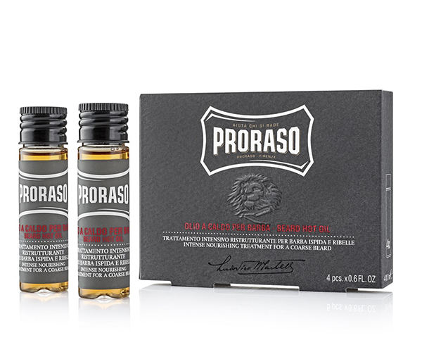 PRORASO HOT OIL BEARD TREATMENT - Stubbles Australia