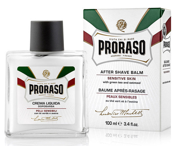 PRORASO AFTER SHAVE BALM SENSITIVE - Stubbles Australia
