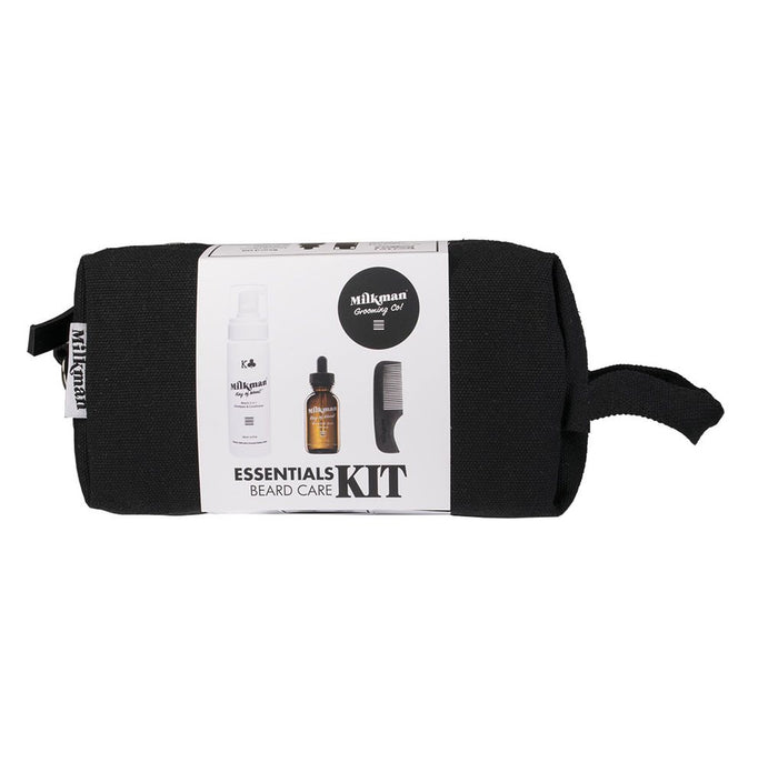 Milkman Essential Beard Care Kit - Stubbles Australia