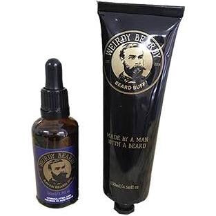 Weirdy Beardy - The Raven & Beard Buff Combo Pack - Stubbles Australia