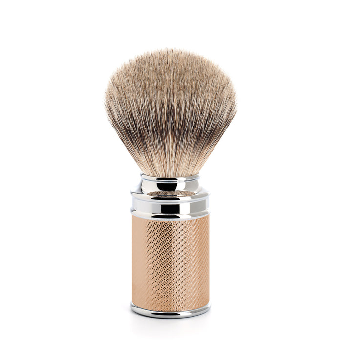 MÜHLE Traditional Metal Chrome-Rose Gold - Stubbles Australia