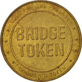 États-Unis, Pennsylvania, Delaware River Bridge Commission, Token