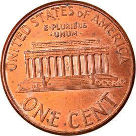 Monnaie, États-Unis, Lincoln Cent, Cent, 2004, Philadelphie, TTB, Copper Plated