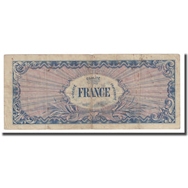France, 100 Francs, 1945 Verso France, 1945, TTB, Fayette:VF25.6, KM:123c