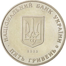 Monnaie, Ukraine, 5 Hryven, 2005, National Bank Mint, (Kyiv Mint), SUP+