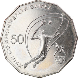 Monnaie, Australie, 50 Cents, 2006, Badminton, SUP, Copper-nickel, KM:1570