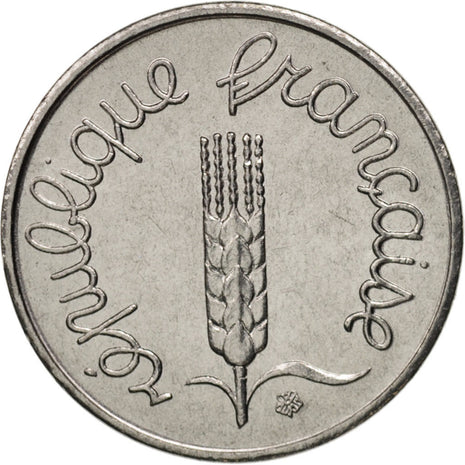 Monnaie, France, Épi, Centime, 1978, Paris, SUP, Stainless Steel, KM:928