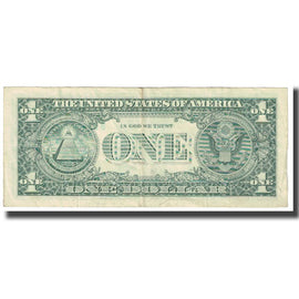 Billet, États-Unis, One Dollar, 2003, TTB