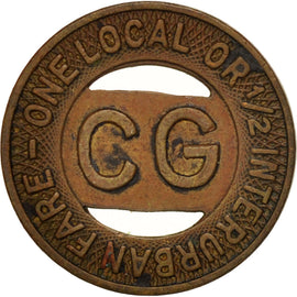 États-Unis, The City of Coral Gables, Token