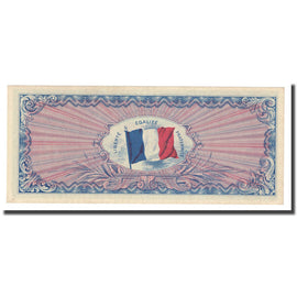 France, 50 Francs, Drapeau/France, 1944, TTB+, Fayette:VF19.1, KM:117a