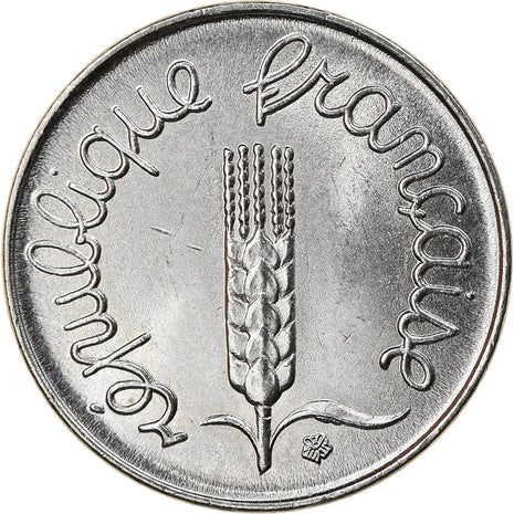 Monnaie, France, Épi, Centime, 1974, Paris, SUP+, Stainless Steel, Gadoury:91