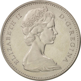Canada, Elizabeth II, 5 Cents, 1967, Royal Canadian Mint, Ottawa, SUP+, Nickel