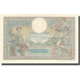 France, 100 Francs, Luc Olivier Merson, 1925, 1925-05-06, SUP, Fayette:24.3