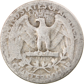 Monnaie, États-Unis, Washington Quarter, Quarter, 1936, U.S. Mint