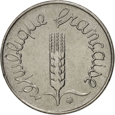 Monnaie, France, Épi, Centime, 1976, Paris, SPL, Stainless Steel, KM:928