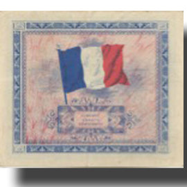 France, 10 Francs, Drapeau/France, 1944, 1944, SUP, Fayette:VF18.1, KM:116a