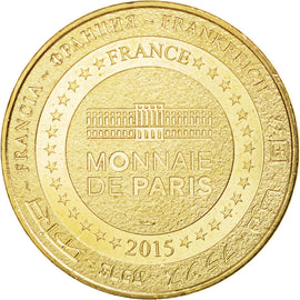 France, Tourist Token, 44/ Océarium du Croisic - Poisson Clown, 2015, MDP