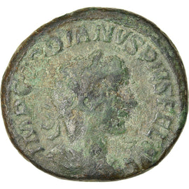 Monnaie, Gordien III, As, Rome, TB+, Bronze, RIC:300b