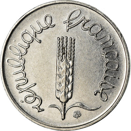 Monnaie, France, Épi, Centime, 1962, Paris, TTB, Stainless Steel, Gadoury:91
