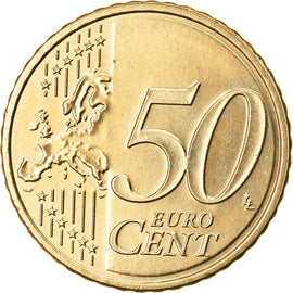 Luxembourg, 50 Euro Cent, 2011, SPL, Laiton, KM:91