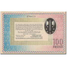 France, Secours National, 100 Francs, Undated (1941), TTB+