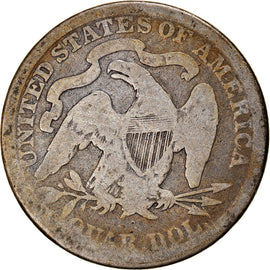 Monnaie, États-Unis, Seated Liberty Quarter, Quarter, 1891, U.S. Mint