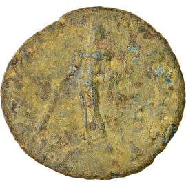 Monnaie, Commode, As, Rome, TB+, Bronze, RIC:361b