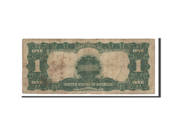 Billet, États-Unis, One Dollar, 1899, Undated, KM:50, B+