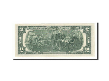 États-Unis, Two Dollars, 1976, KM:1633, Undated, SPL