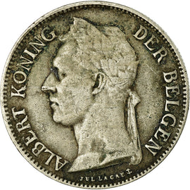 Monnaie, Congo belge, 50 Centimes, 1923, TB+, Copper-nickel, KM:23