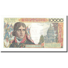 France, 100 Nouveaux Francs on 10,000 Francs, Bonaparte, 1958, 1958-10-30, SUP+