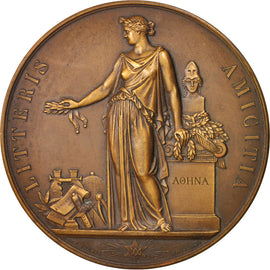 France, Medal, Association des anciens élèves de l'Institution de Marcq, Arts
