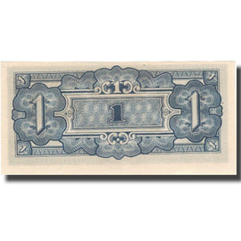 Billet, MALAYA, 1 Dollar, Undated (1942), KM:M5c, SUP