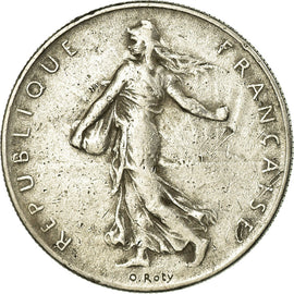Monnaie, France, Semeuse, Franc, 1960, Paris, TB+, Nickel, KM:925.1